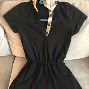 Burberry Girls Cotton Dress